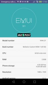 Honor 5x-Custom Rom-MoDaCo-1