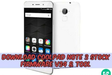 FIRMWARE] Coolpad Note 3 Stock Firmware v34 & Tool