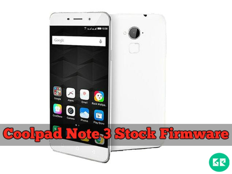 Download Coolpad Note 3 Stock Firmware and Tool