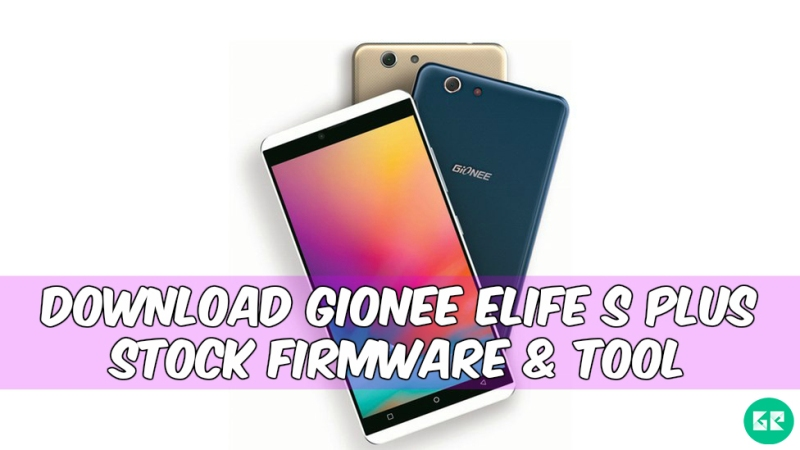 Gionee Elife S Plus Stock Firmware Tool gizrom - Download Gionee Elife S Plus Stock Firmware And Tool