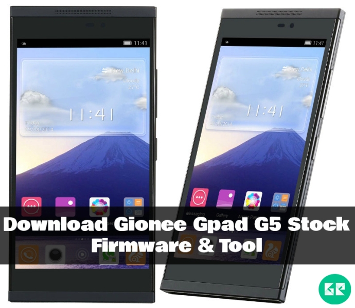 Gionee Gpad G5 Firmware Tool Gizrom - Download Gionee Gpad G5 Stock Firmware And Tool