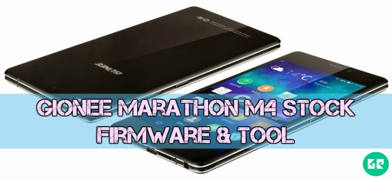 Gionee Marathon M4 Firmware Tool gizrom - Download Gionee Marathon M4 Stock Firmware And Tool