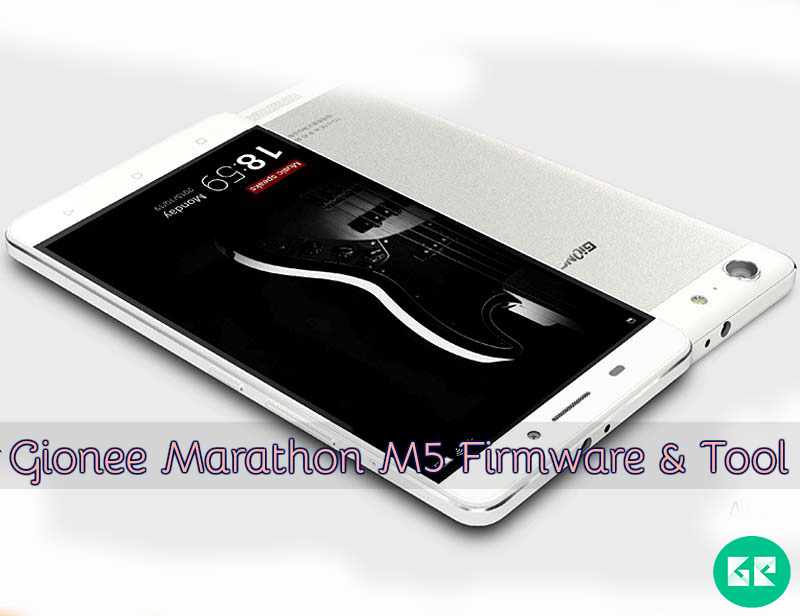 Gionee Marathon M5 Firmware Tool gizrom 1 - Download Gionee Marathon M5 Firmware And Tool