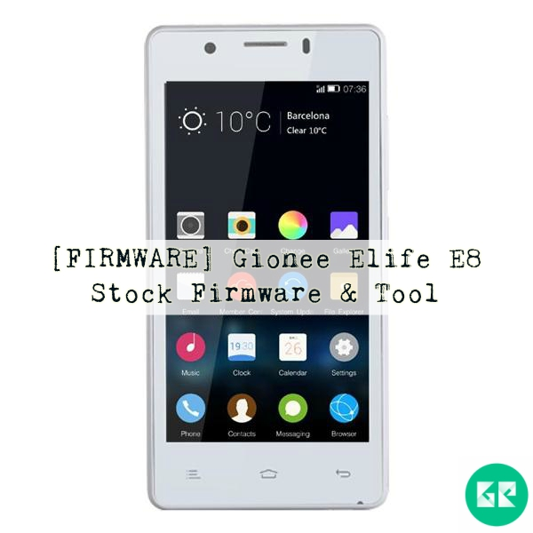 Gionee pioneer p4 - Download Gionee Pioneer P4 KitKat Stock Firmware And Tool