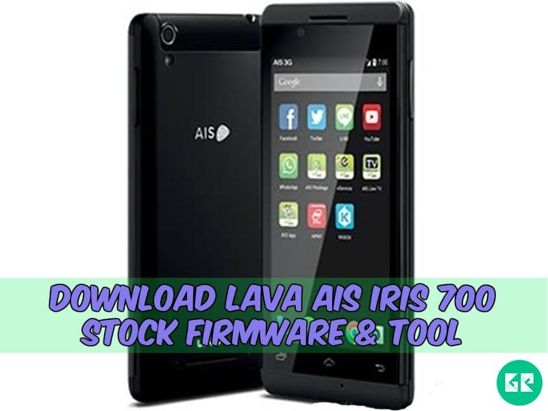 Lava Ais Iris Srock 700-Firmware-Tool-gizrom