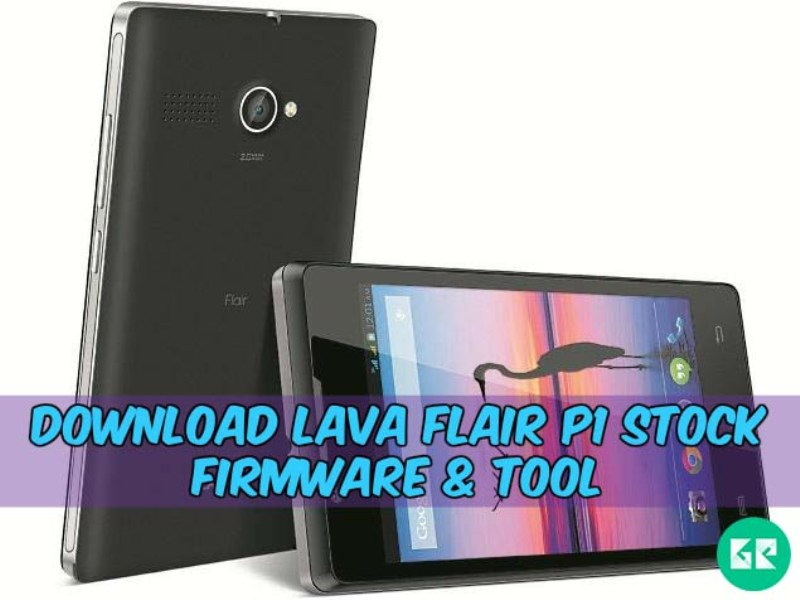 Lava Flair P1-Firmware-Tool-gizrom