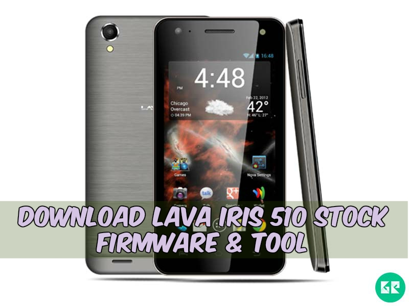 Lava Iris 510-Firmware-tool-gizrom