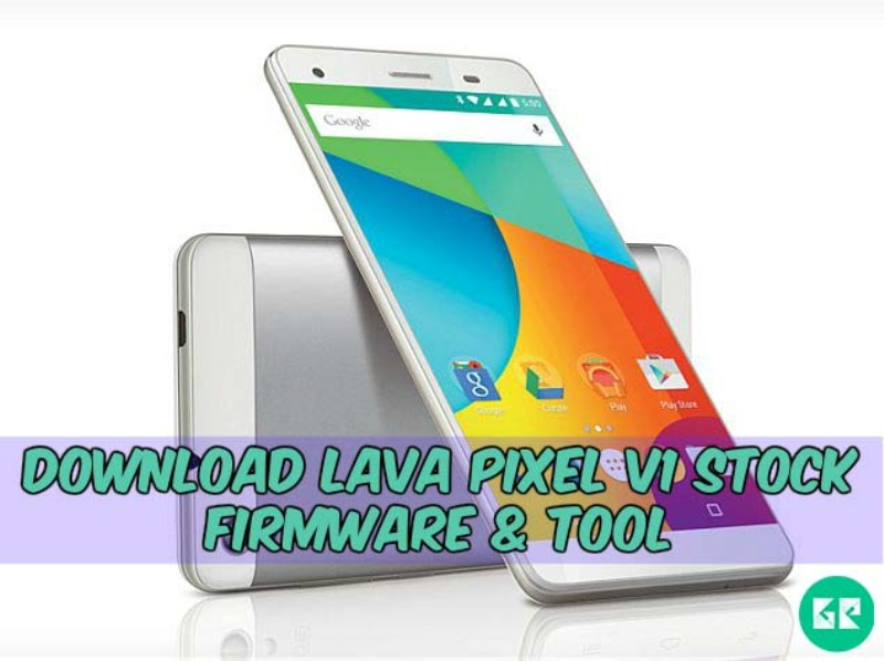 Lava Pixel V1-Firmware-Tool-gizrom
