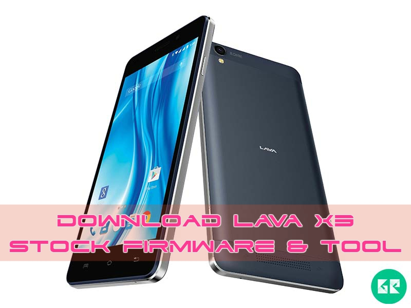 Lava X3 Firmware Tool gizrom - [FIRMWARE] Lava X3 Stock Firmware & Tool