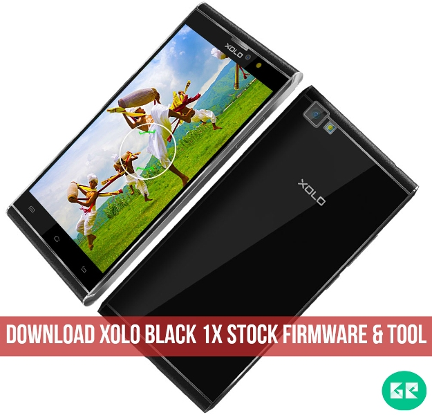 XOLO Black 1X Stock Firmware
