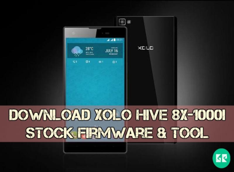 XOLO Hive 8X-1000i-Firmware-Tool-gizrom