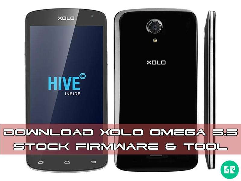 Xolo Omega 5.5- Firmware-tool-gizrom