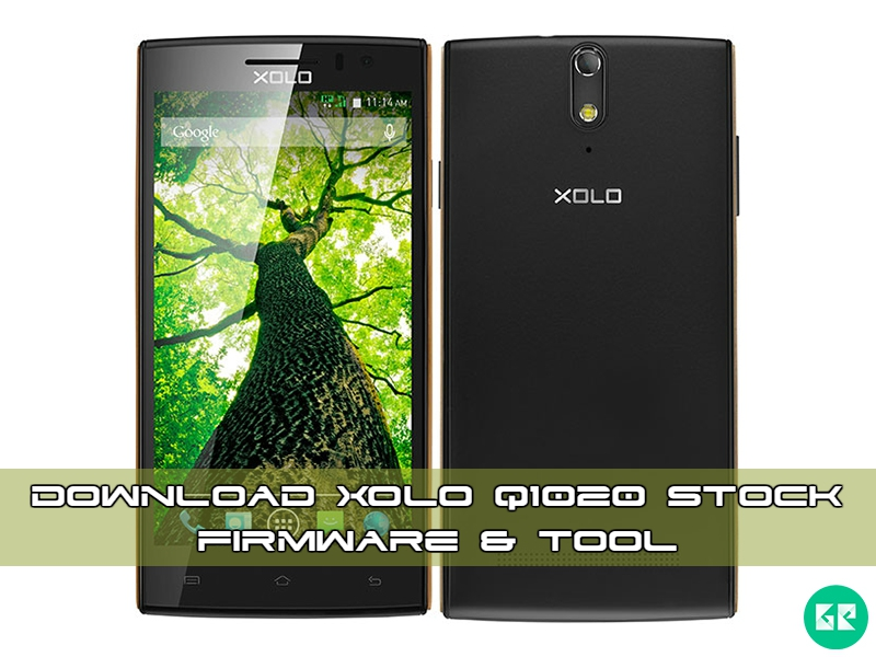 Xolo Q1020-Firmware-tool-gizrom