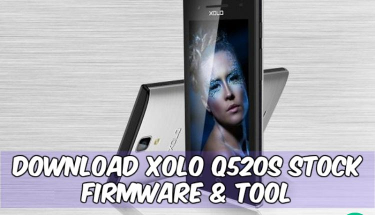 Xolo Q520s Stock Firmware
