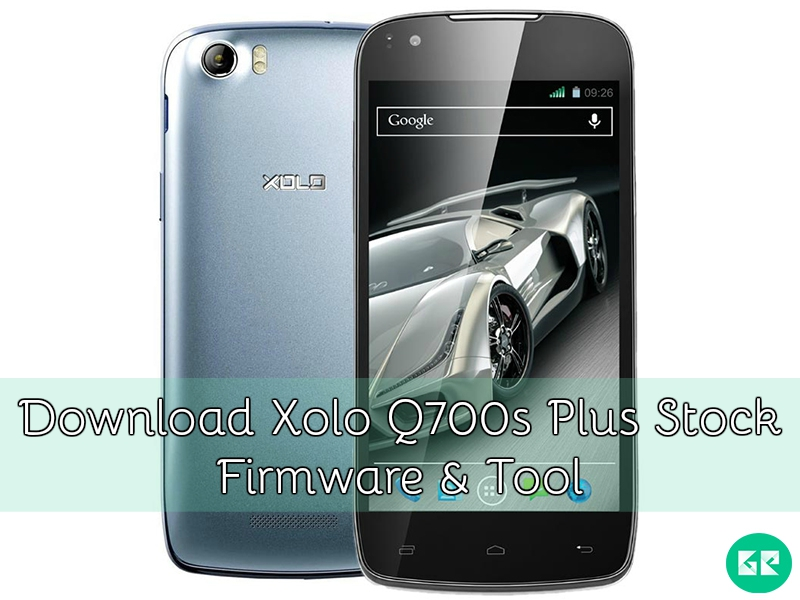 Xolo Q700s Plus Firmware Tool gizrom - [FIRMWARE] Xolo Q700s Plus Stock Firmware & Tool