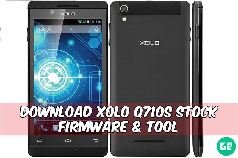 Xolo Q710s Firmware Tool gizrom - [FIRMWARE] Xolo Q710s Stock Firmware & Tool