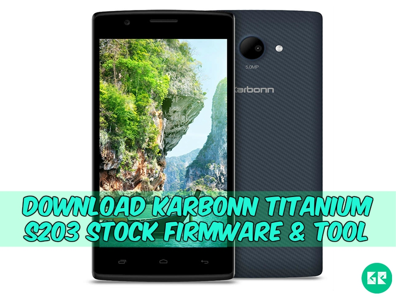 Karbonn Titanium S203-Firmware-Tool-gizrom
