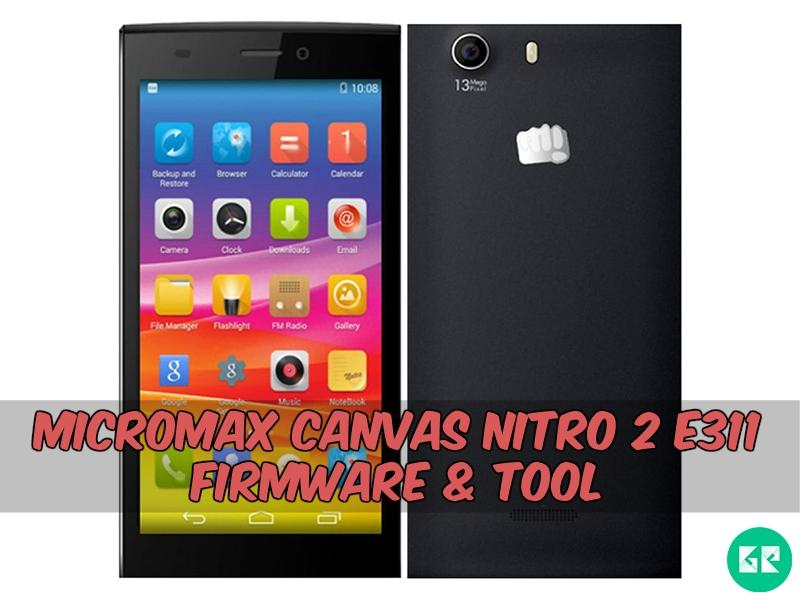 Micromax-Canvas-Nitro-2-E311-Firmware-Tool-gizrom