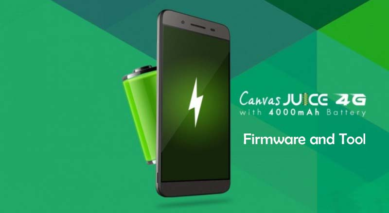 Q461 Firmware Tool - [FIRMWARE] Micromax Canvas Juice 4g Q461 Firmware and Tool