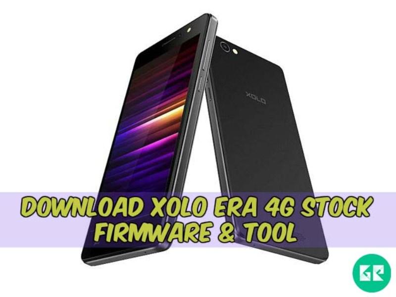 Xolo Era 4G Firmware Tool gizrom 1 - [FIRMWARE] Xolo Era 4G Stock Firmware & Tool