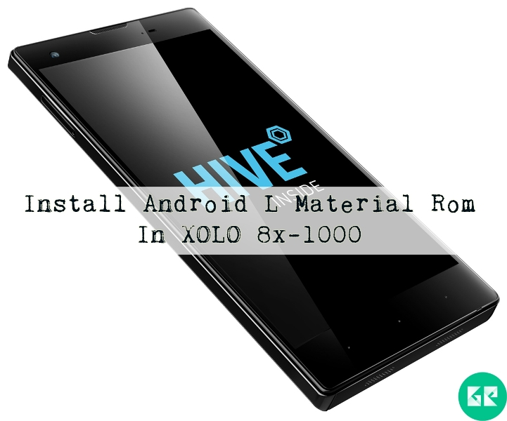 xolo 8x 1000 1635 5 - Install Android L Material Custom Rom For XOLO 8x-1000