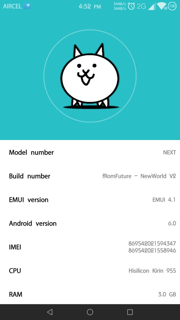 NewWorld V2 For Huawei P9 2 576x1024 - [Custom ROM] fRomFuture - NewWorld V2 Custom ROM For Huawei P9