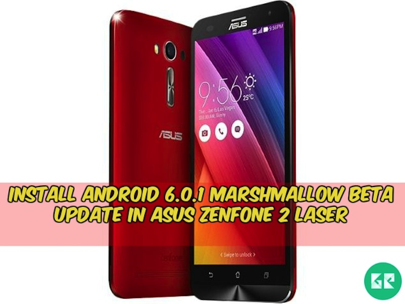 PJziVbb - Install Android 6.0.1 Marshmallow Beta Update In Asus Zenfone 2 Laser