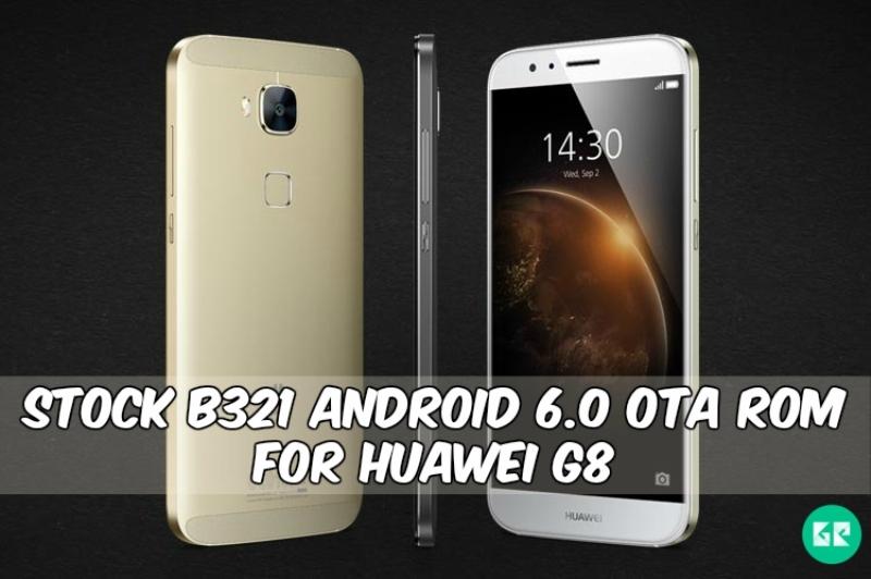 B321-OTA_Rom-Huawei G8