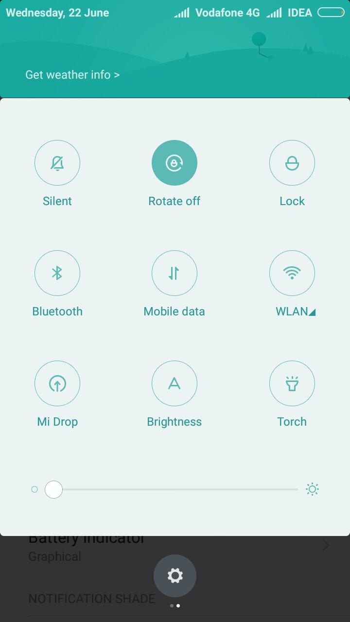 MIUI 8 [Android 5 1] Custom Rom For Lenovo A6000/Plus