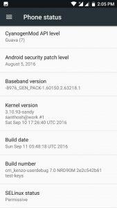 CyanogenMod 14 For Redmi Note 3 Snapdragon version 2 169x300 - Install CyanogenMod 14 For Redmi Note 3 Snapdragon version