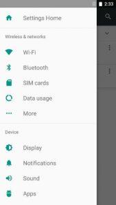 CyanogenMod 14 Rom For OnePlus X 5 169x300 - Install Android 7.0 CyanogenMod 14 Rom For OnePlus X