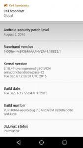CyanogenMod 14 Rom For Yu Yuphoria 5 169x300 - Install Android 7.0 CyanogenMod 14 Rom For Yu Yuphoria