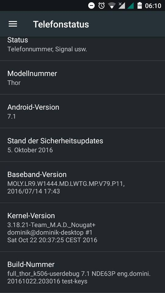 aosp-android-7-0-nougat-for-vernee-thor1