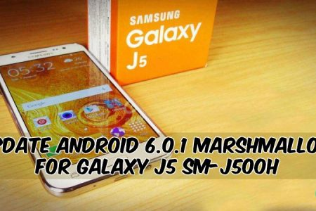 Update Android 6 0 1 Marshmallow For Galaxy J5 SM-J500H