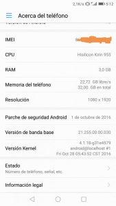 B322 Emui 5.0 Huawei P9 Android 7.0 Nougat OTA 2 169x300 - Install Android 7.0 Emui 5.0 on Huawei P9 EVA-L19 Asia Pacific