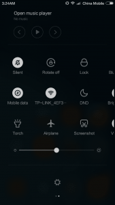 MIUI 8 NUBIA Z11 2 169x300 - Latest Android 6.0 Custom MIUI 8 Rom For Nubia Z11