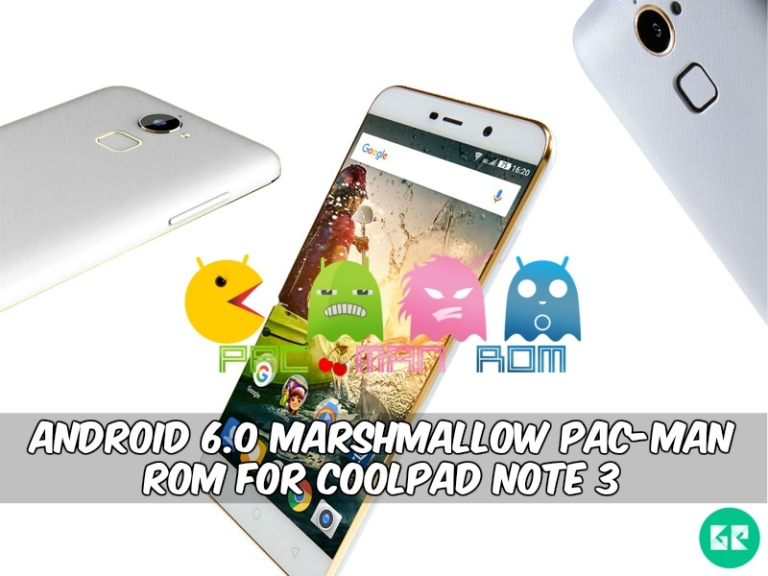 Marshmallow Pac-Man ROM For Coolpad Note 3
