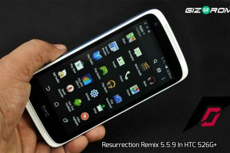 Install Stable Ported Lollipop Resurrection Remix 5 5 9 In