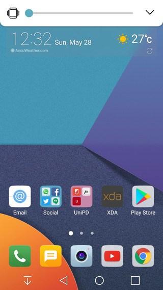 Fulmics 3.1 LG G6 Ported Nougat ROM On LG G5 6 - Download Fulmics 3.1 LG G6 Ported Nougat ROM On LG G5