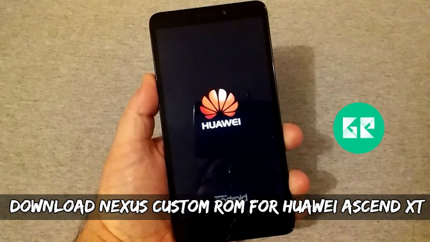 Download Nexus Custom ROM For Huawei Ascend XT