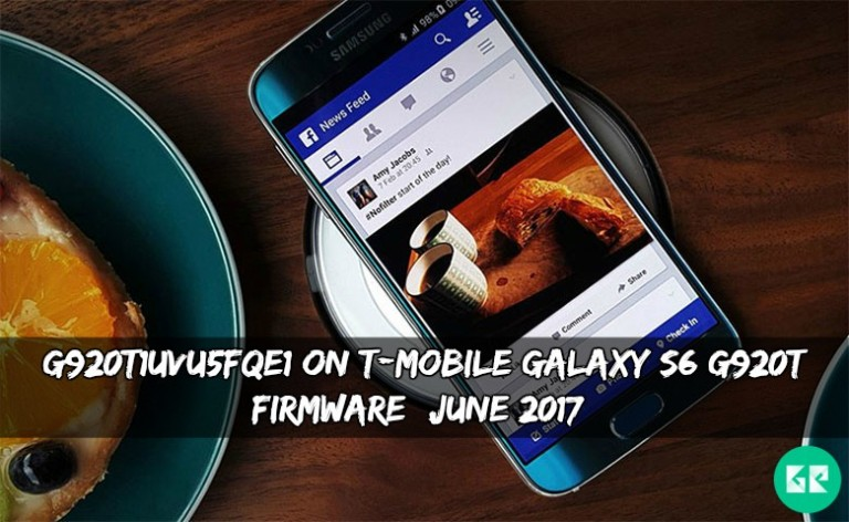 G920T1UVU5FQE1 On T Mobile Galaxy S6 G920T Firmware - G920T1UVU5FQE1 On T-Mobile Galaxy S6 G920T Firmware (June 2017)