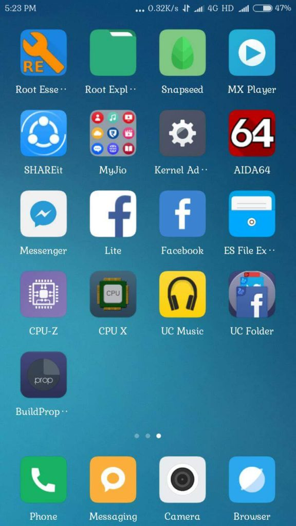MIUI 8 Coolpad Note 3 Lite 2 576x1024 - Download MIUI 8 Marshmallow ROM For Coolpad Note 3 Lite MT6735