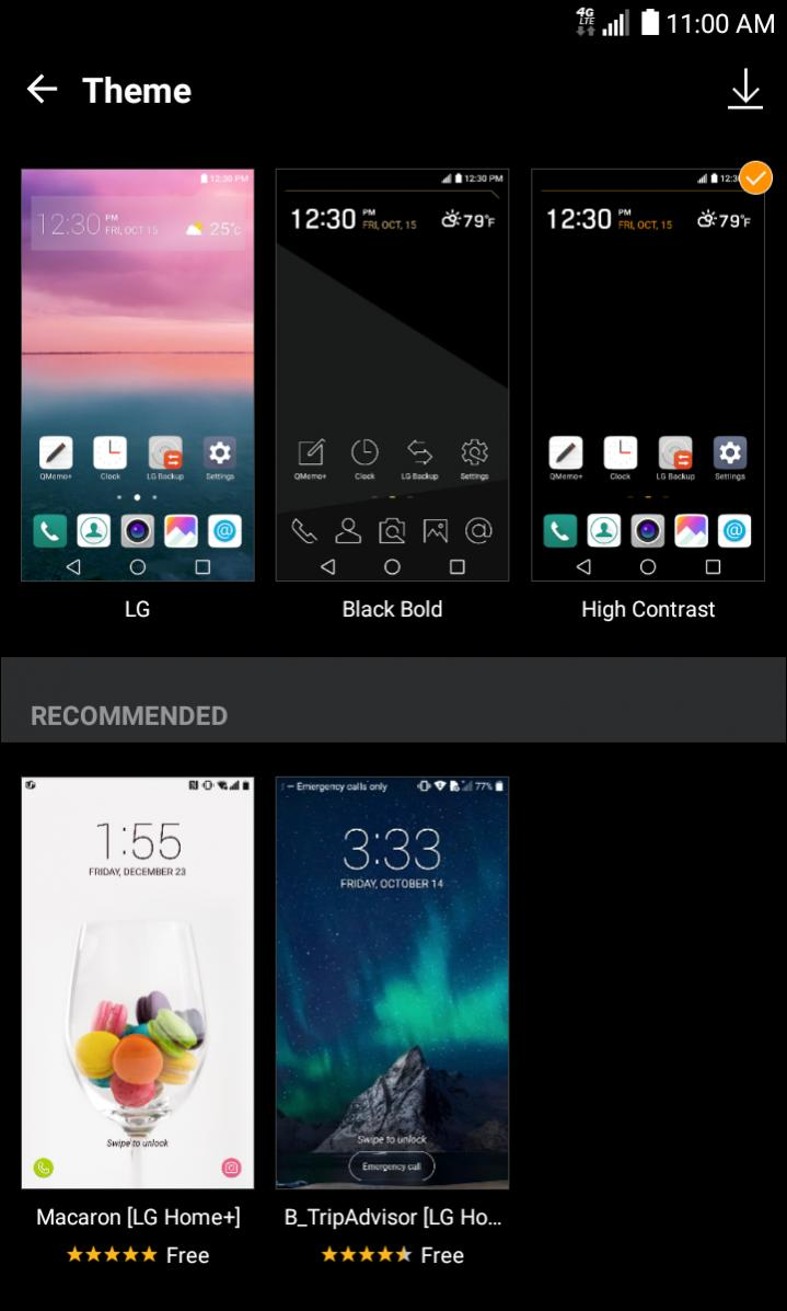 Stock Odex Rooted ROM LG Stylo 2 Plus 1 - Stock Rooted Odex Nougat ROM For LG Stylo 2 Plus (K55020A)