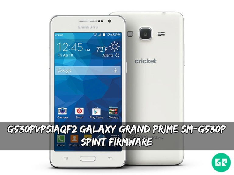 G530PVPS1AQF2 Galaxy Grand Prime SM-G530P Spint Firmware
