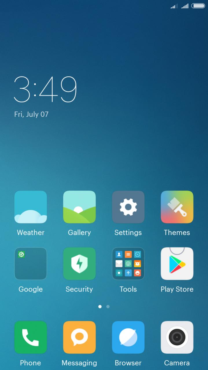 MIUIO Repack ROM 2 - Guide To Install Lollipop MIUI 8 ROM For Lenovo P1M
