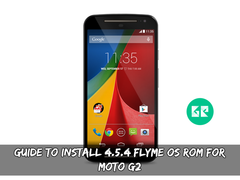Lollipop Flyme OS ROM For Moto G2