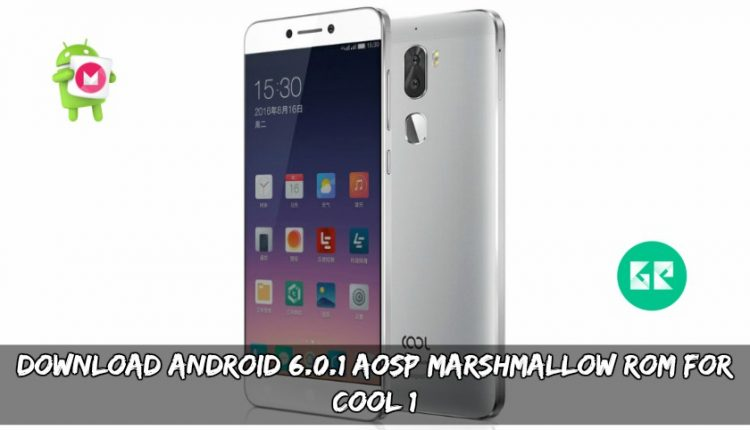 AOSP Marshmallow ROM For Cool 1