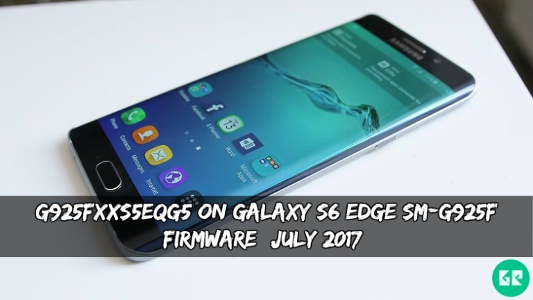 G925FXXS5EQG5 On Galaxy S6 Edge SM-G925F Firmware
