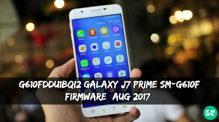 G610FDDU1BQI2 Galaxy J7 Prime SM-G610F Firmware