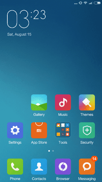 miui9 z11 1 - Guide To Install MIUI 9 Nougat ROM For Nubia Z11